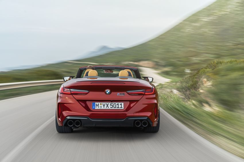 F92 BMW M8 Coupé, F91 Convertible debut – 625 hp! Image #969046