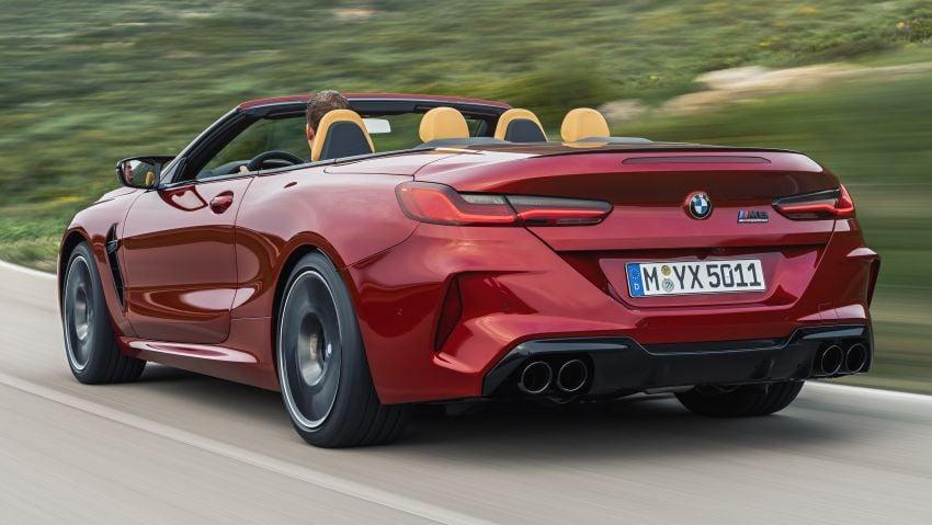 F92 BMW M8 Coupé, F91 Convertible debut – 625 hp! Image #969048