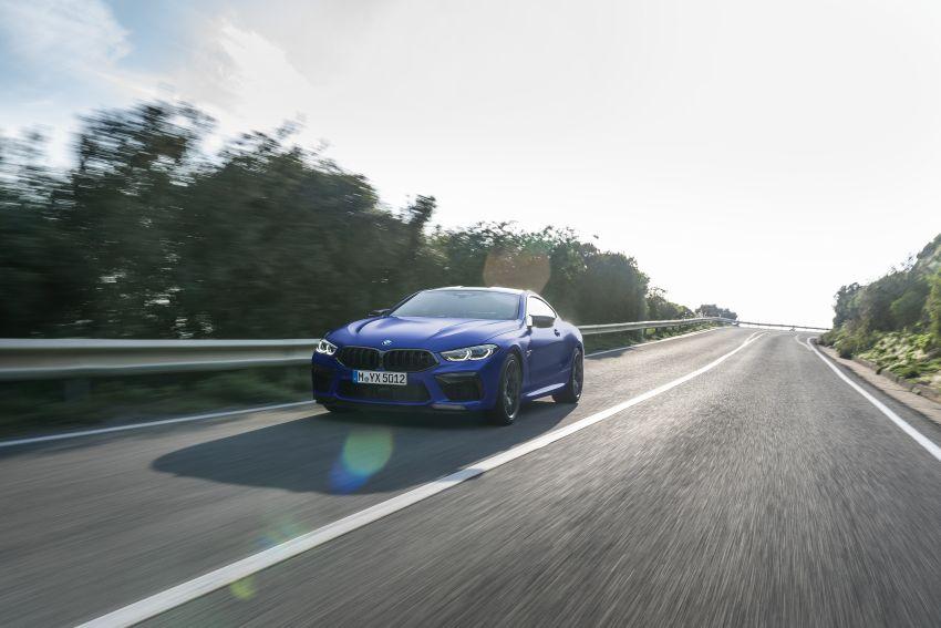 F92 BMW M8 Coupé, F91 Convertible debut – 625 hp! Image #969138