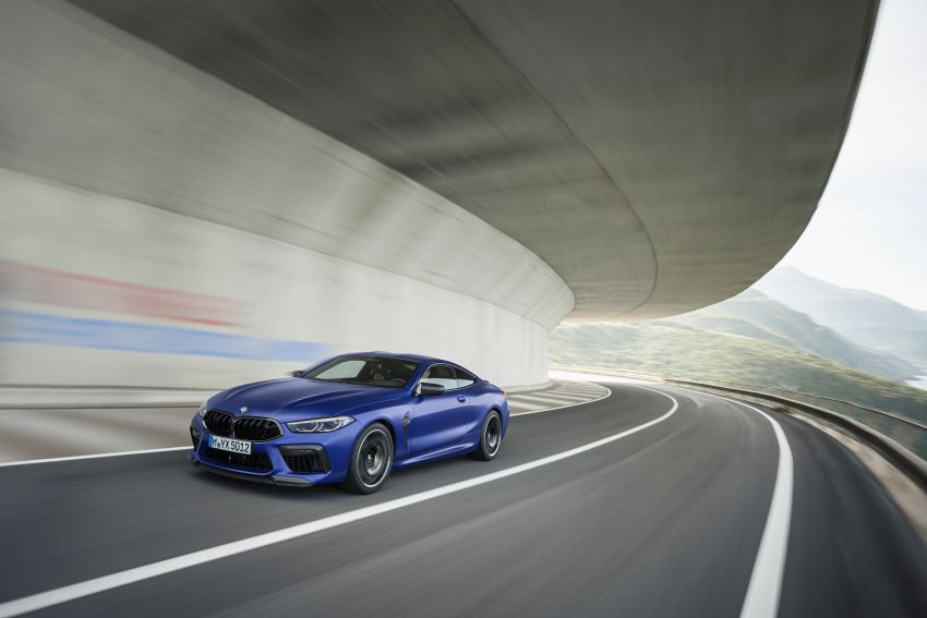 F92 BMW M8 Coupé, F91 Convertible debut – 625 hp! Image #969152