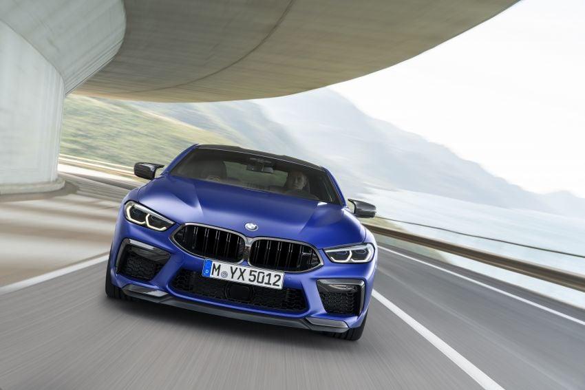 F92 BMW M8 Coupé, F91 Convertible debut – 625 hp! Image #969153