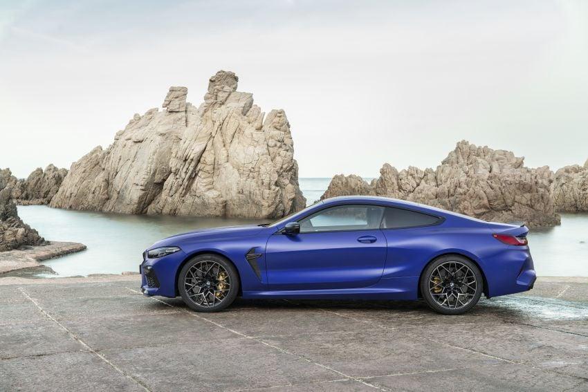 F92 BMW M8 Coupé, F91 Convertible debut – 625 hp! Image #969154
