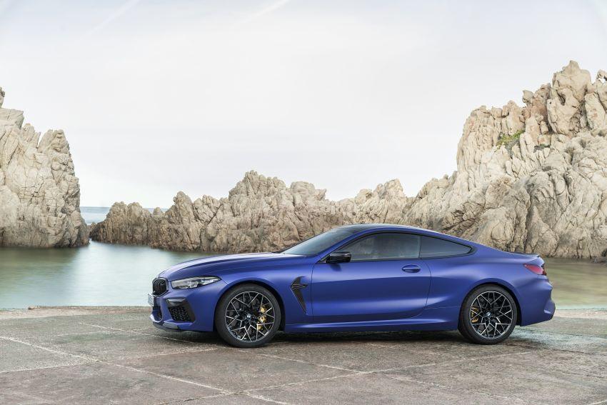 F92 BMW M8 Coupé, F91 Convertible debut – 625 hp! Image #969155