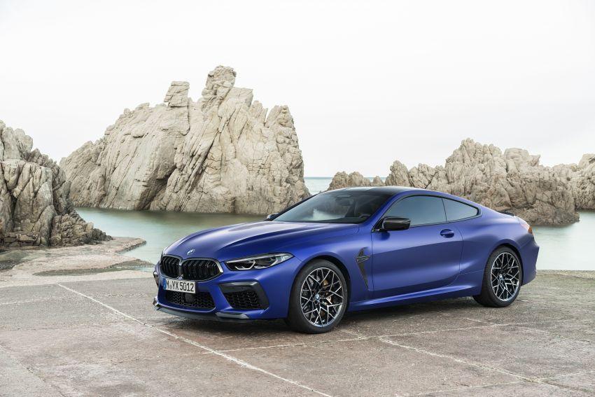 F92 BMW M8 Coupé, F91 Convertible debut – 625 hp! Image #969157