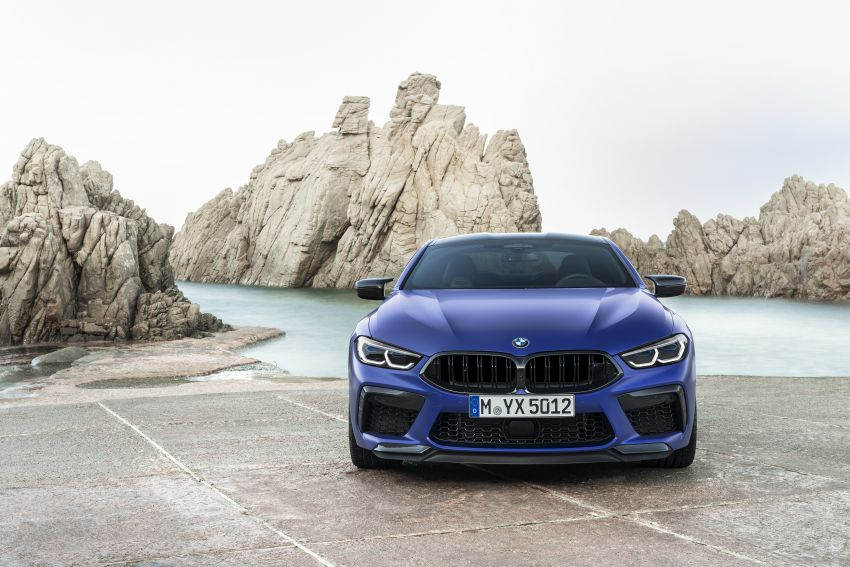 F92 BMW M8 Coupé, F91 Convertible debut – 625 hp! Image #969159