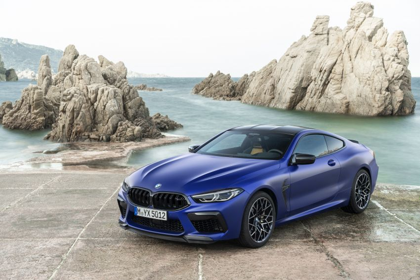 F92 BMW M8 Coupé, F91 Convertible debut – 625 hp! Image #969161