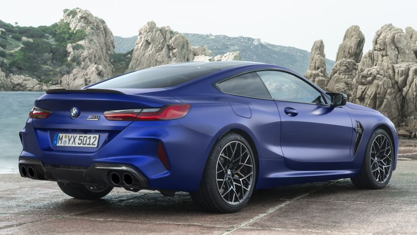 F92 BMW M8 Coupé, F91 Convertible debut – 625 hp! Image #969163