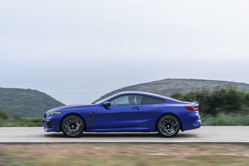 F92 BMW M8 Coupé, F91 Convertible debut – 625 hp! Image #969139