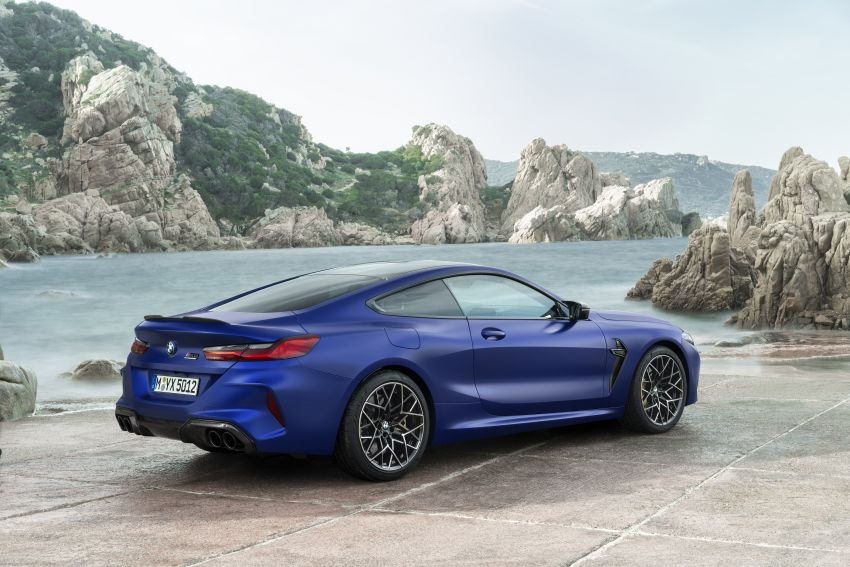 F92 BMW M8 Coupé, F91 Convertible debut – 625 hp! Image #969164