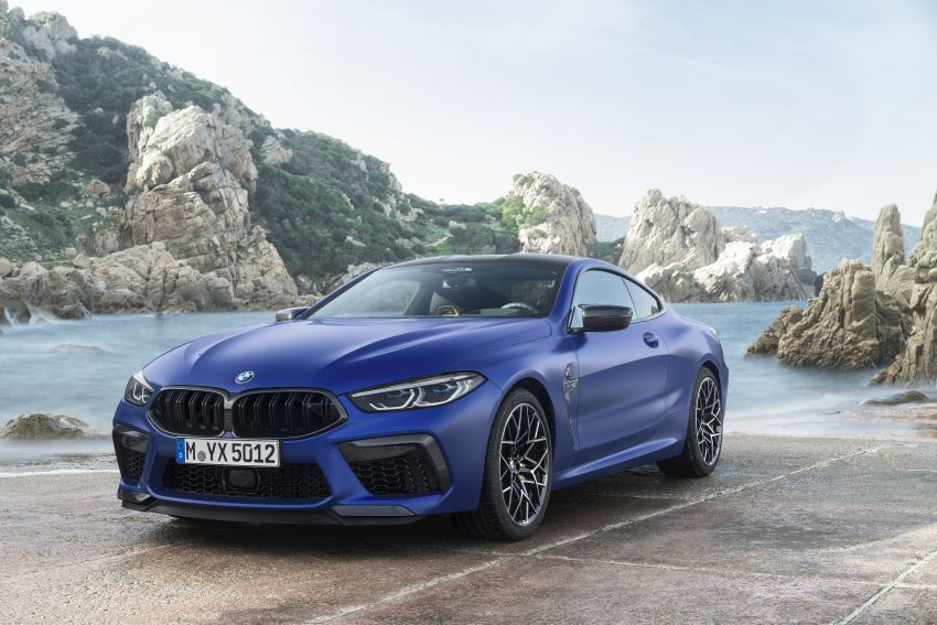 F92 BMW M8 Coupé, F91 Convertible debut – 625 hp! Image #969166