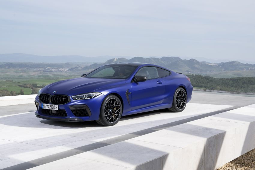 F92 BMW M8 Coupé, F91 Convertible debut – 625 hp! Image #969167