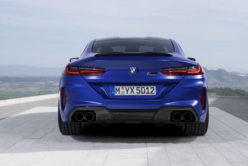 F92 BMW M8 Coupé, F91 Convertible debut – 625 hp! Image #969168