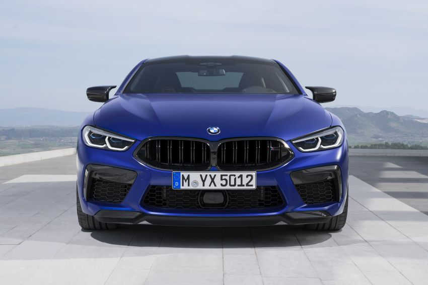 F92 BMW M8 Coupé, F91 Convertible debut – 625 hp! Image #969169