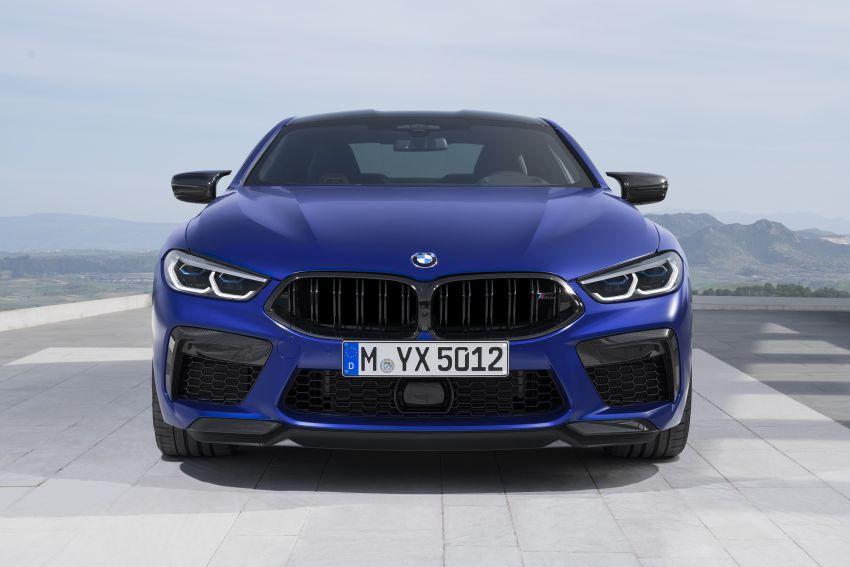 F92 BMW M8 Coupé, F91 Convertible debut – 625 hp! Image #969169