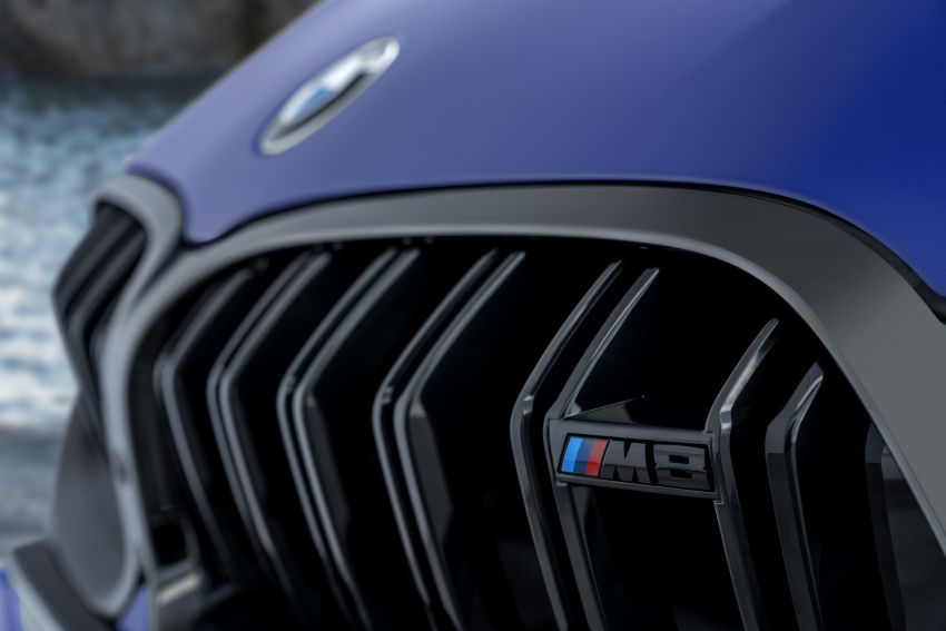 F92 BMW M8 Coupé, F91 Convertible debut – 625 hp! Image #969171