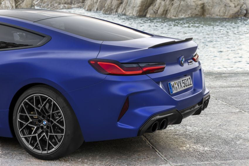 F92 BMW M8 Coupé, F91 Convertible debut – 625 hp! Image #969172