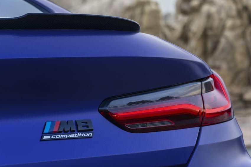 F92 BMW M8 Coupé, F91 Convertible debut – 625 hp! Image #969173