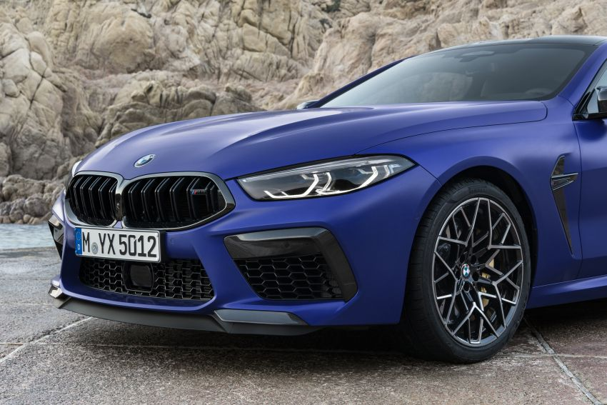 F92 BMW M8 Coupé, F91 Convertible debut – 625 hp! Image #969174