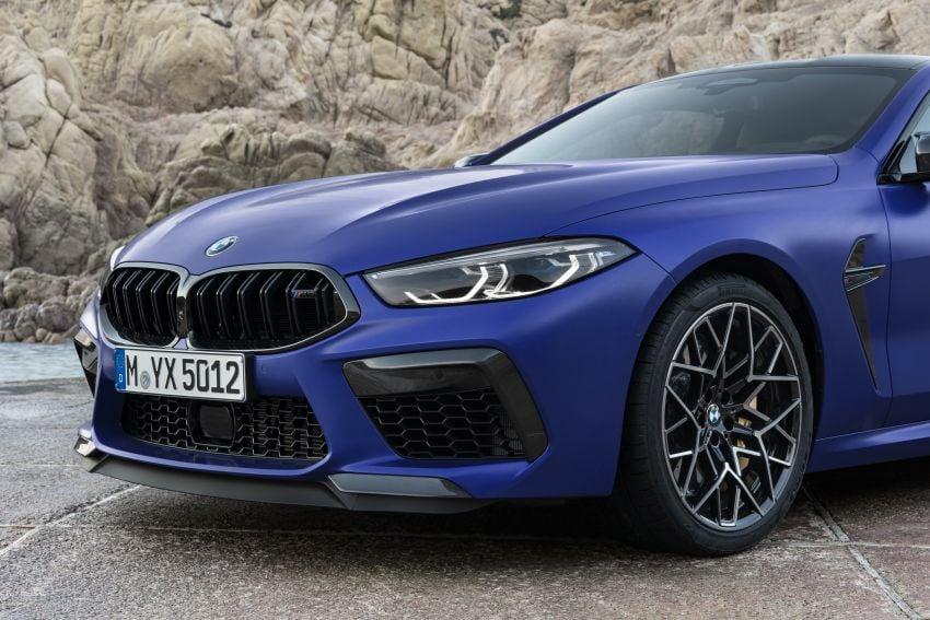 F92 BMW M8 Coupé, F91 Convertible debut – 625 hp! Image #969174