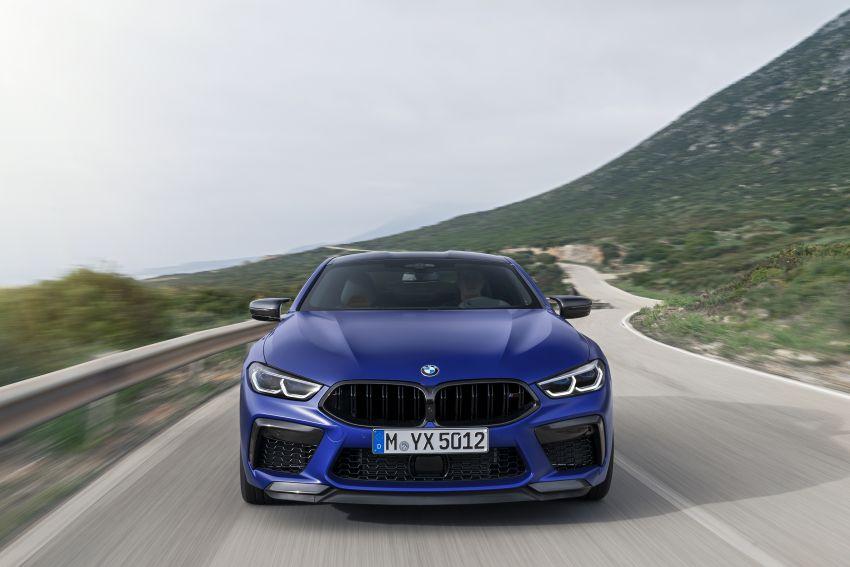 F92 BMW M8 Coupé, F91 Convertible debut – 625 hp! Image #969140