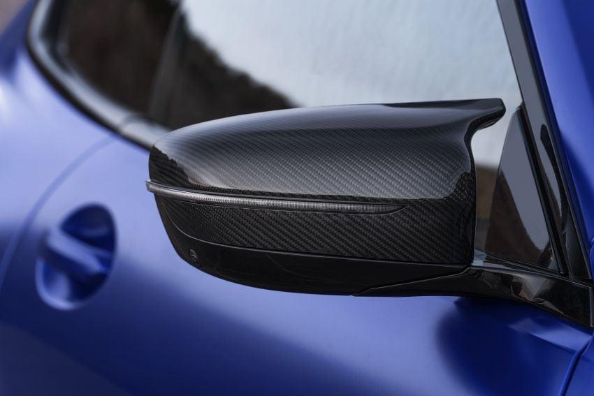 F92 BMW M8 Coupé, F91 Convertible debut – 625 hp! Image #969177