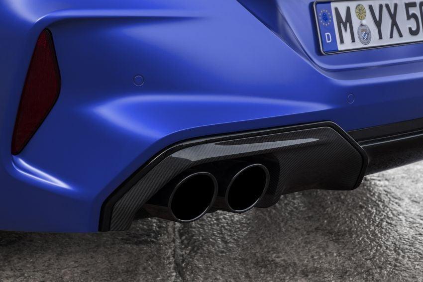 F92 BMW M8 Coupé, F91 Convertible debut – 625 hp! Image #969180