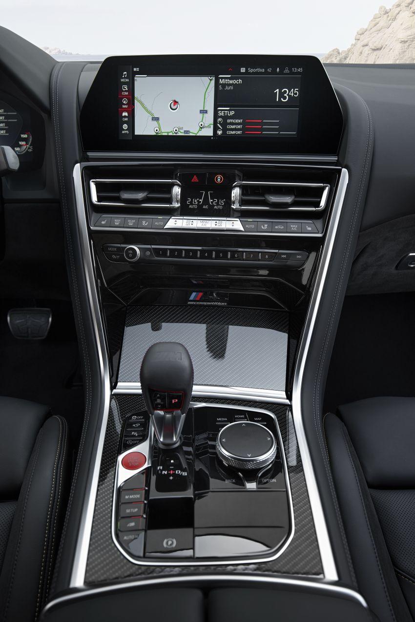 F92 BMW M8 Coupé, F91 Convertible debut – 625 hp! Image #969184