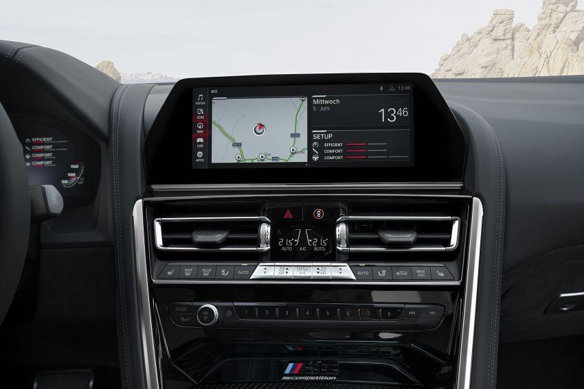 F92 BMW M8 Coupé, F91 Convertible debut – 625 hp! Image #969185