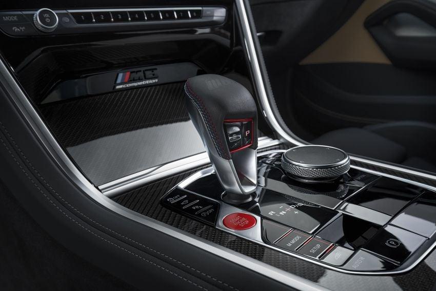 F92 BMW M8 Coupé, F91 Convertible debut – 625 hp! Image #969186