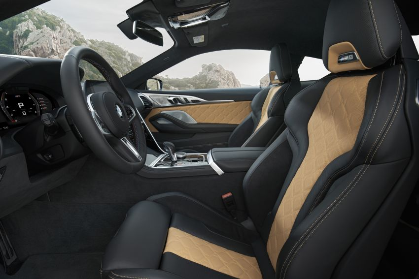 F92 BMW M8 Coupé, F91 Convertible debut – 625 hp! Image #969191
