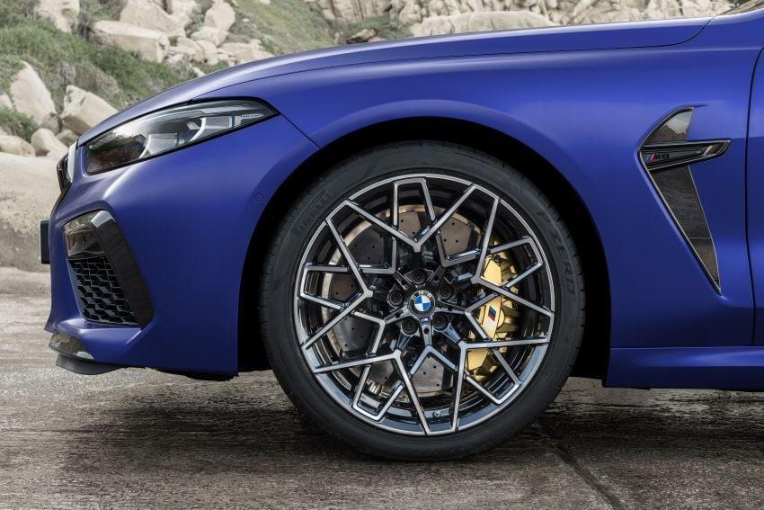 F92 BMW M8 Coupé, F91 Convertible debut – 625 hp! Image #969141
