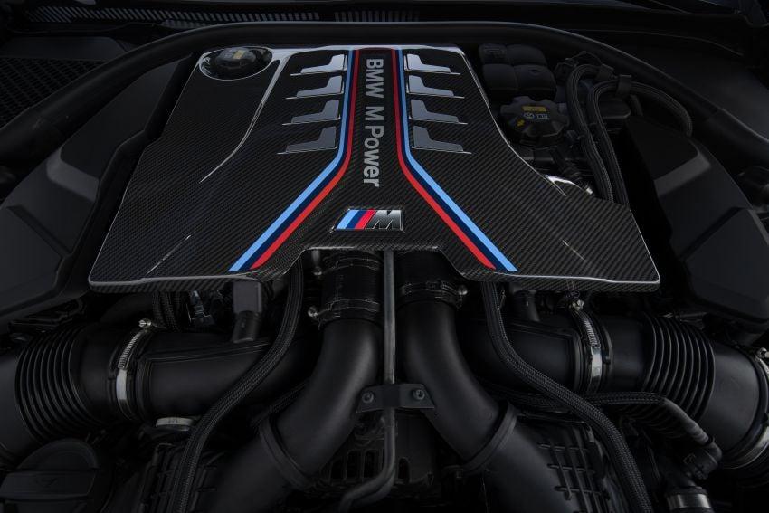 F92 BMW M8 Coupé, F91 Convertible debut – 625 hp! Image #969194