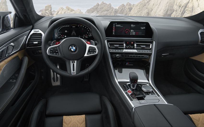 F92 BMW M8 Coupé, F91 Convertible debut – 625 hp! Image #969199