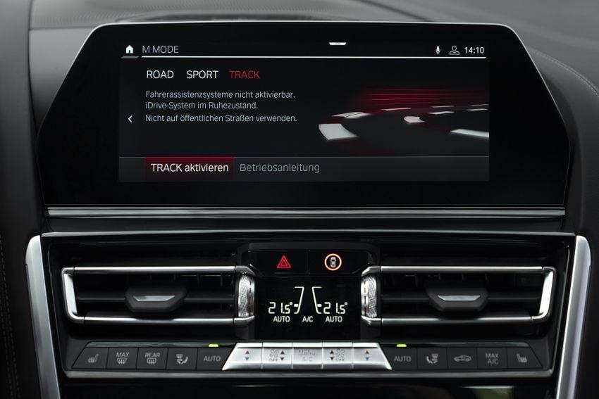 F92 BMW M8 Coupé, F91 Convertible debut – 625 hp! Image #969208