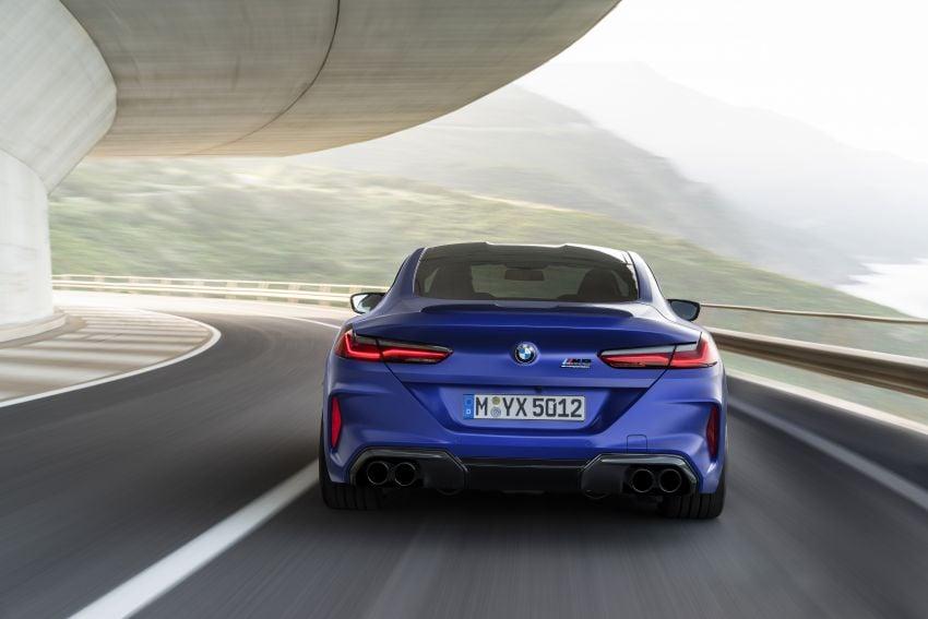 F92 BMW M8 Coupé, F91 Convertible debut – 625 hp! Image #969142