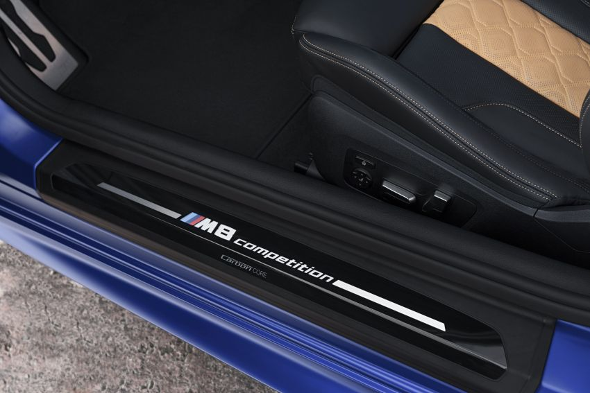 F92 BMW M8 Coupé, F91 Convertible debut – 625 hp! Image #969211
