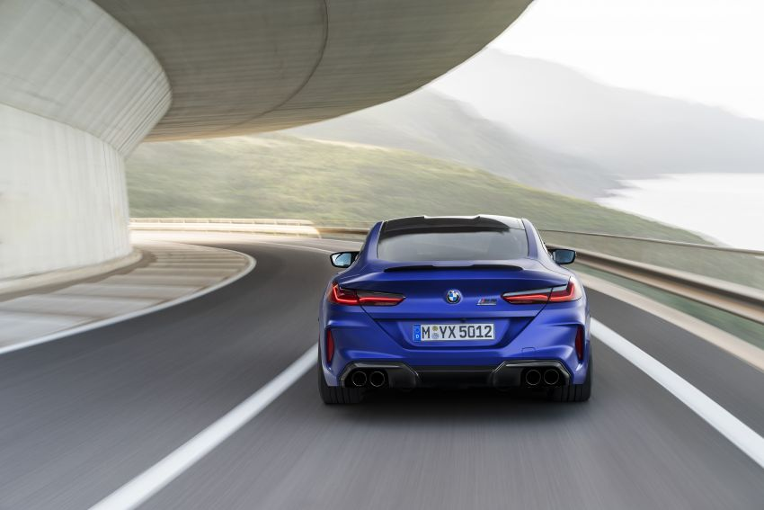 F92 BMW M8 Coupé, F91 Convertible debut – 625 hp! Image #969143