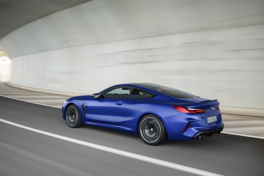 F92 BMW M8 Coupé, F91 Convertible debut – 625 hp! Image #969144