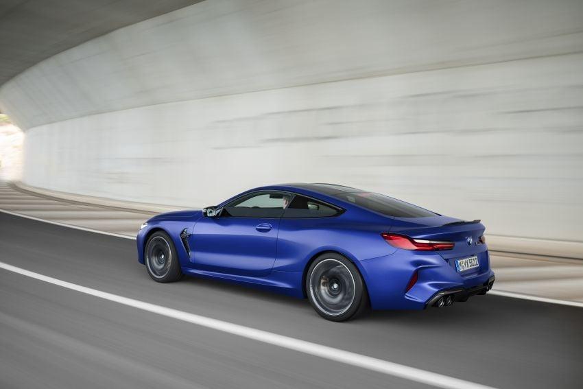 F92 BMW M8 Coupé, F91 Convertible debut – 625 hp! Image #969144