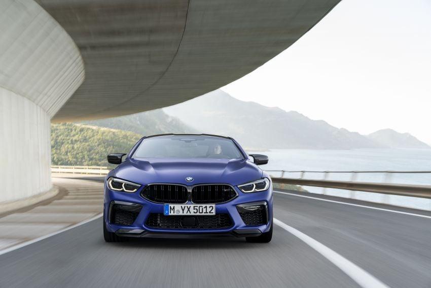 F92 BMW M8 Coupé, F91 Convertible debut – 625 hp! Image #969147