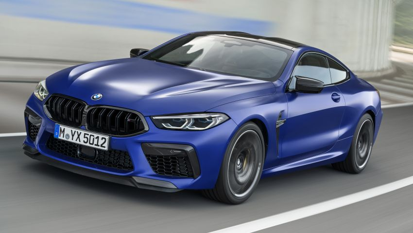 F92 BMW M8 Coupé, F91 Convertible debut – 625 hp! Image #969149