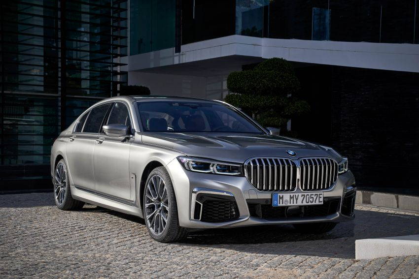 DRIVEN: G12 BMW 7 Series LCI sampled in Portugal – let's talk about that front end and some other things Image #978153