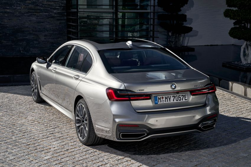 DRIVEN: G12 BMW 7 Series LCI sampled in Portugal – let's talk about that front end and some other things Image #978186
