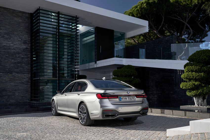 DRIVEN: G12 BMW 7 Series LCI sampled in Portugal – let's talk about that front end and some other things Image #978189