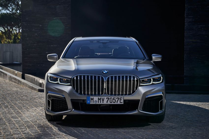 DRIVEN: G12 BMW 7 Series LCI sampled in Portugal – let's talk about that front end and some other things Image #978193