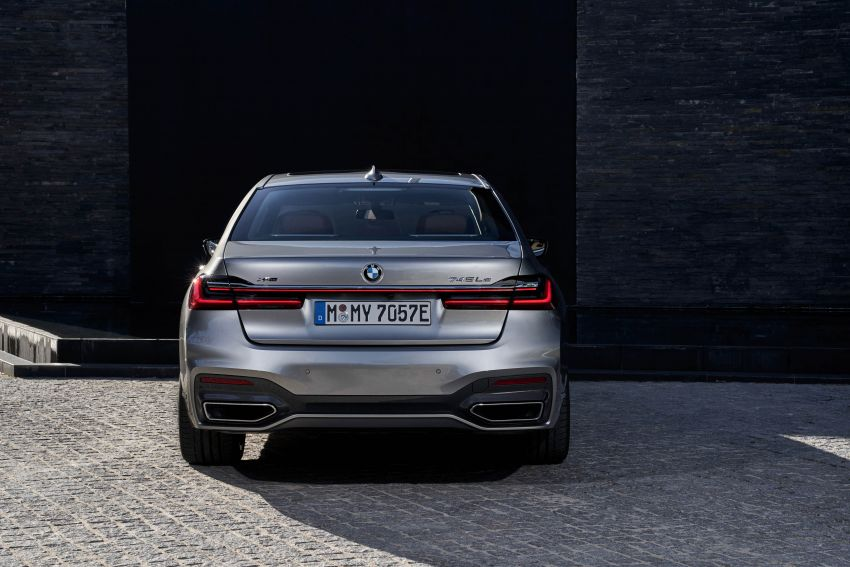 DRIVEN: G12 BMW 7 Series LCI sampled in Portugal – let's talk about that front end and some other things Image #978195