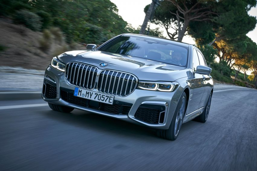 DRIVEN: G12 BMW 7 Series LCI sampled in Portugal – let's talk about that front end and some other things Image #978197