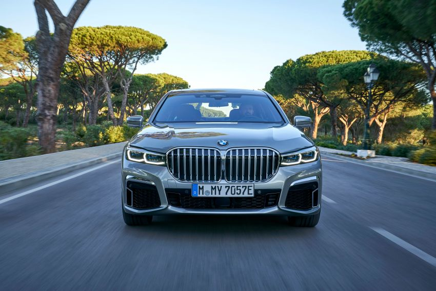 DRIVEN: G12 BMW 7 Series LCI sampled in Portugal – let's talk about that front end and some other things Image #978199