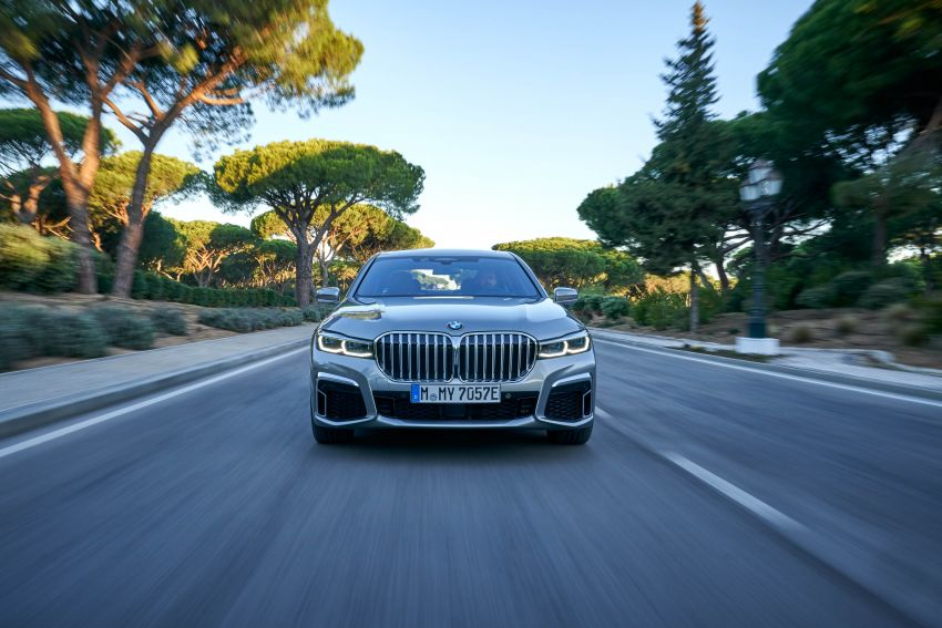 DRIVEN: G12 BMW 7 Series LCI sampled in Portugal – let's talk about that front end and some other things Image #978200