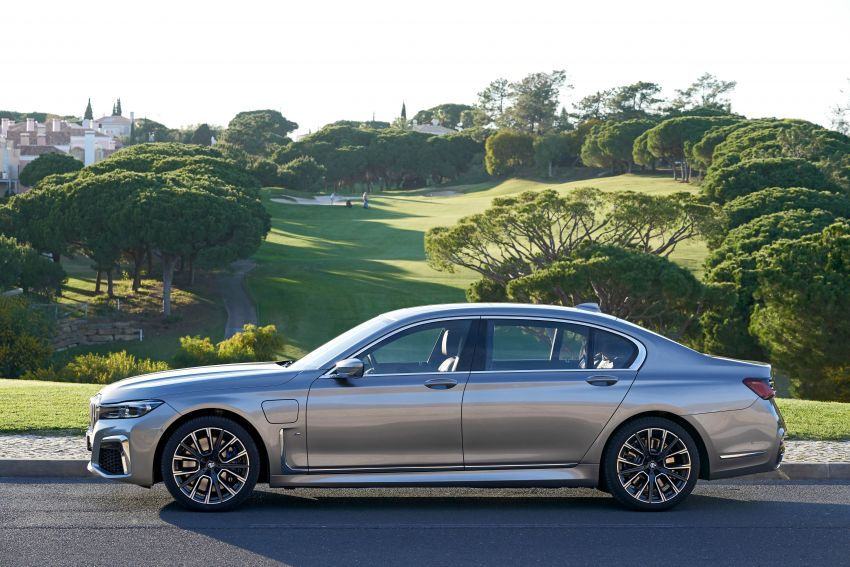 DRIVEN: G12 BMW 7 Series LCI sampled in Portugal – let's talk about that front end and some other things Image #978202